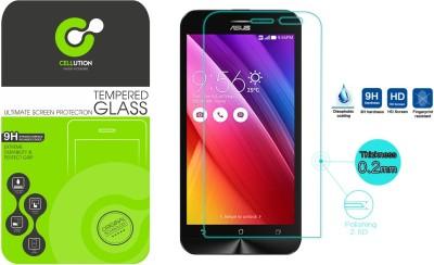cellution For Zenfone Lazer 5.5 Tempered Glass for Zenfone Lazer 5.5