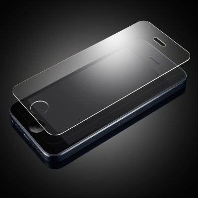 4brothers Tempered Glass Guard for Apple Iphone 5