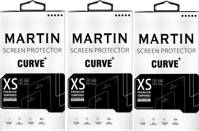 Martin CMA A116 Premium Oleophobic coated Curve  Pack of 3  Tempered Glass for Micromax Canvas HD available at Flipkart for Rs.680