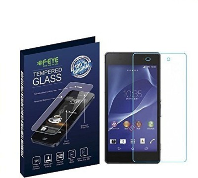 FEYE Ultra Clear Screen Protectors Tempered Glass for Sony Xperia ZL2