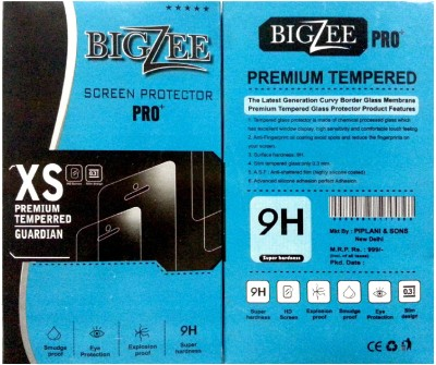 Big Zee BZYu Tempered Glass for Micromax Yu Yureka
