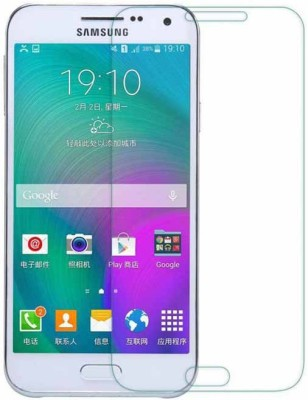 TOS Tempered Glass Guard for Samsung Galaxy E7