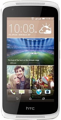 Saara Fashions SFTG1017 Tempered Glass for HTC DESIRE 326