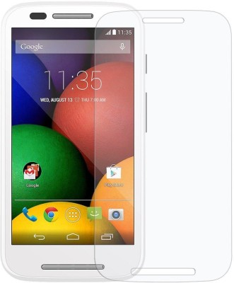 Bidas ME-Best Quality With Hd Clearance Tempered Glass for Motorola Moto E
