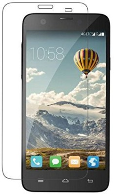 Elecsys F-11 High Quality scratch Proof Pack Of 3 Tempered Glass for Infocus M530
