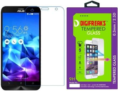 Digifreaks ZE551ML Oil Coated Screen Protector Tempered Glass for Asus Zenfone 2 (ZE551ML) 5.5