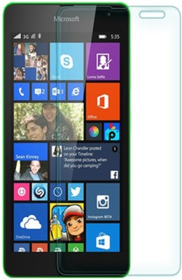 ShopSome Premium15 Tempered Glass for Lumia 535