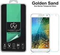 Golden Sand Tempered Glass Guard for Samsung Galaxy J7