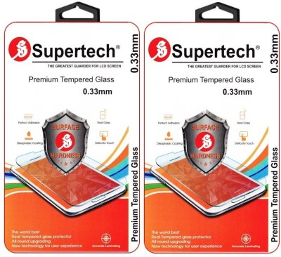 Supertech Tempered Glass Guard for Samsung J1 Ace