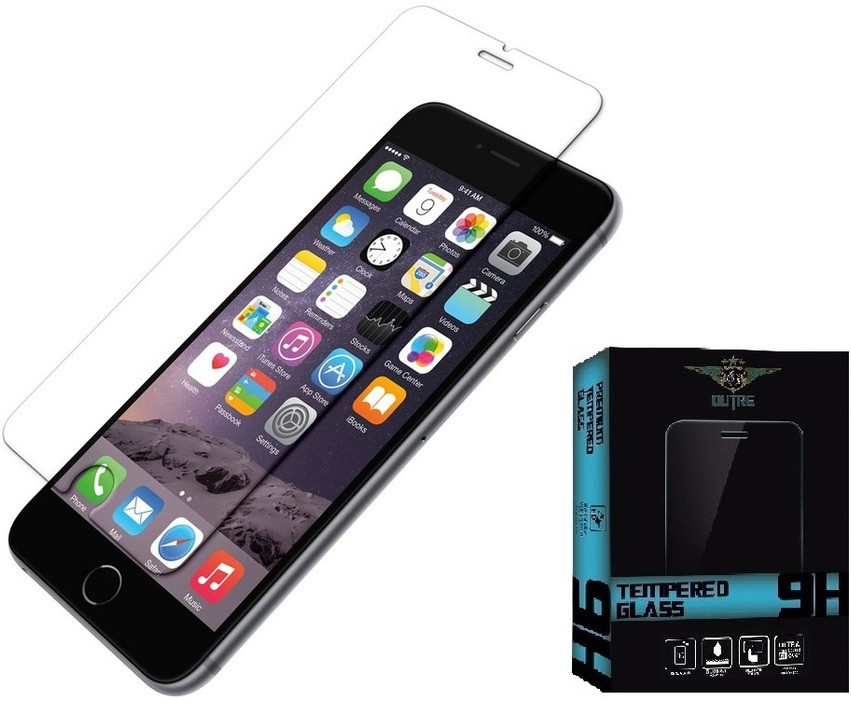 Outre Tempered Glass Guard for Iphone 6 Plus
