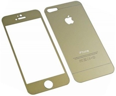 mobiworld4u TMPTgld_i5/5s Tempered Glass for Apple iPhone 5, Apple iPhone 5s, Apple iPhone 5c