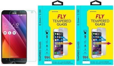Fly Tempered Glass Guard for Asus Zenfone 2 Laser (ZE550KL) 5.5