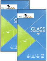 RamuKaka Tempered Glass Guard for Sony Xperia C5 Ultra