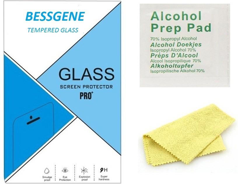BESSGENE Tempered Glass Guard for FLEXIBLE TEMPERED XIAOMI REDMI 2s