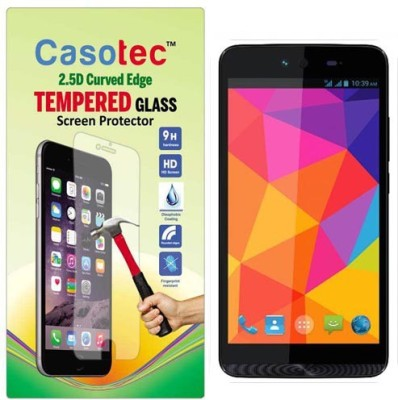 Casotec Tempered Glass Guard for Micromax Bolt Q338