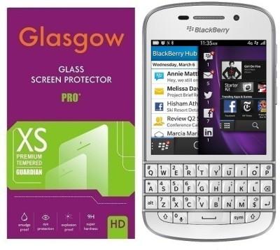 Glasgow DF Precise Cut BB Q10 Tempered Glass for BlackBerry Q10
