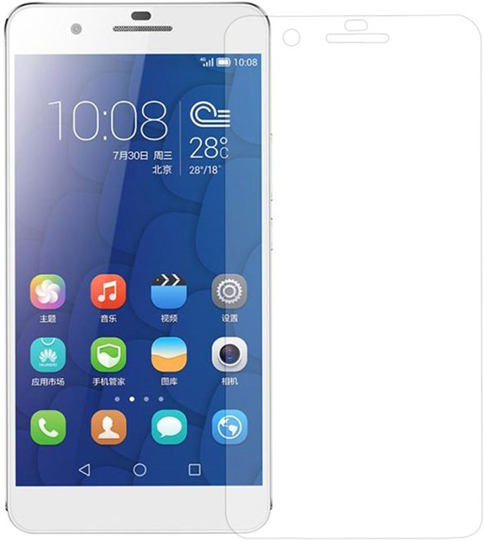 S-Model Tempered Glass Guard for Huawei Honor 6X