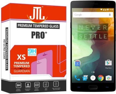 JTL HD Ultra Clear Tempered Glass 92 Tempered Glass for Oneplus 2