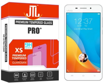JTL 2.5D Curve Edge Kristal Clear PRO+ 50 Tempered Glass for Vivo V1 Max