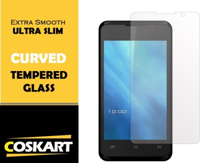 Coskart CT651 Tempered Glass for Intex Y2 Pro