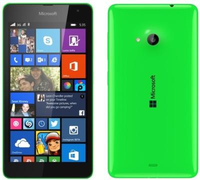 RVR 535-6791 Tempered Glass for Nokia Lumia 535
