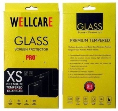Wellcare Tempered Glass Guard for Samsung Galaxy E5