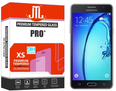 JTL 2.5D Curve Edge Kristal Clear PRO+ 44 Tempered Glass for Samsung Galaxy On7