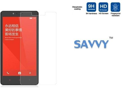 Savvy mi Note4g Tempered Glass for Xiaomi Redmi Note 4G