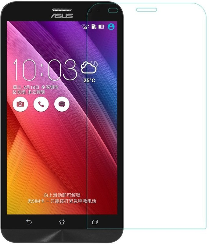 Accessories Zone 5635 Tempered Glass for Asus Zenfone 2