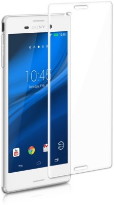 EXOIC81 Tempered Glass Guard for Sony Xperia M4 Aqua