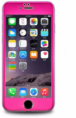 WowObjects AI6PLUS_PINK_TG_12 Tempered Glass for Apple iPhone 6 Plus