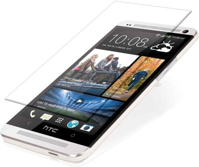 Digicube TG-61 Premium Quality Ultra Clear Tempered Glass for HTC One M7