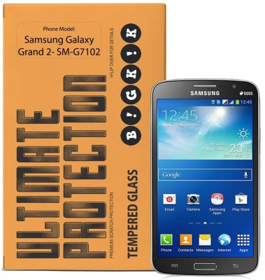 Bigkik Tempered Glass Guard for Samsung Galaxy Grand 2 - G7102