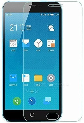 Elecsys Genuine Product Scratch Proof Pack Of 2 Tempered Glass for Meizu M2 note
