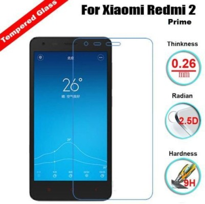 Vimkart 040 Tempered Glass for Xiaomi Redmi 2s Prime