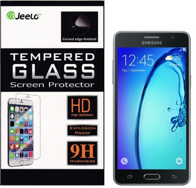 Jeelo SG-On7 2.5D Curved Premium Tempered Glass for Samsung Galaxy On7