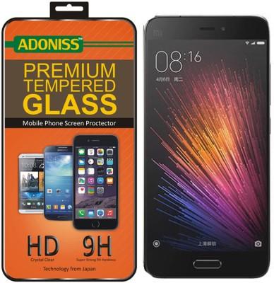 Adoniss Tempered Glass Guard for Xiaomi Mi 5