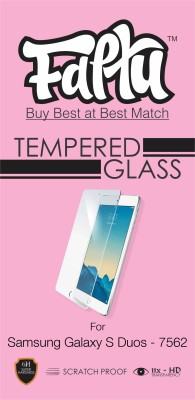 Faltu TG7562 Tempered Glass for Samsung Galaxy S Duos 7562 7582