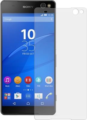 MOBI DEK Tempered Glass Guard for Sony Xperia C5 Ultra Dual