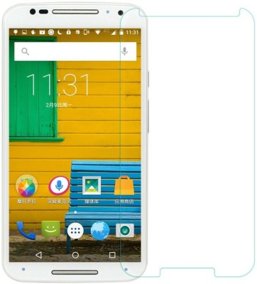 PraIQ MOS70 Tempered Glass for Motorola Moto X (2nd Gen)