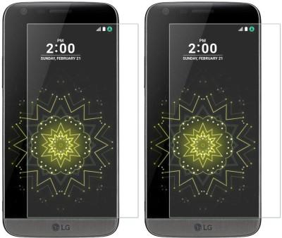Deltakart Tempered Glass Guard for LG G5 Titan