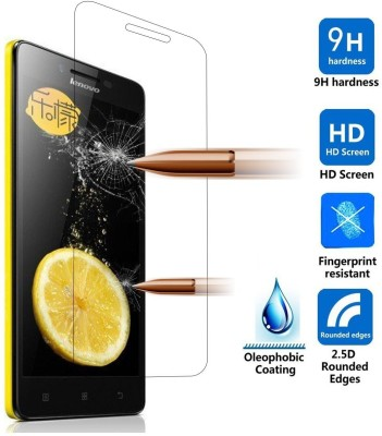 PINNACLE 2.5D CURVE ANTI SHATTER PROOF Tempered Glass for LENOVO K4 NOTE