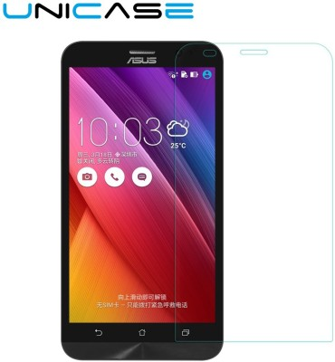 Unicase Crystal Clean-4 Tempered Glass for Asus Zenfone 2