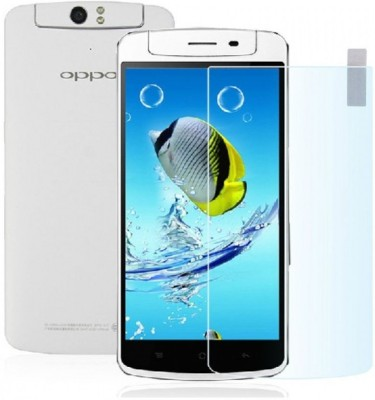 Icod9 GS pack of two-105 Tempered Glass for Oppo Neo R831