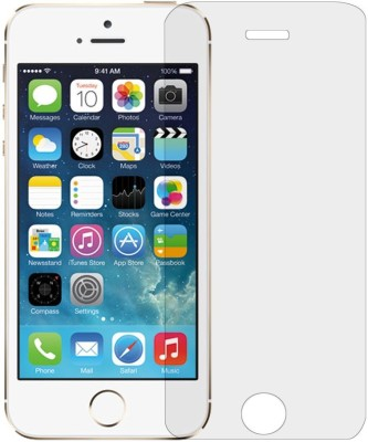 Vibhar Tempered Glass Guard for Apple iPhone SE