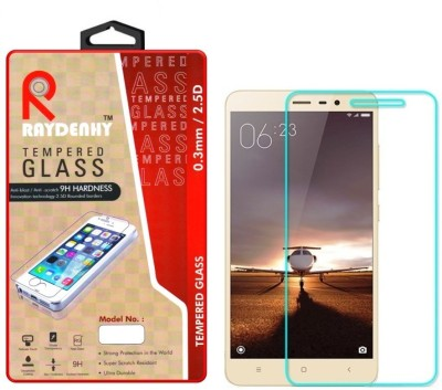Raydenhy HD Cryastal Clear Tempered Glass for Xiaomi Redmi Note 3 (New)