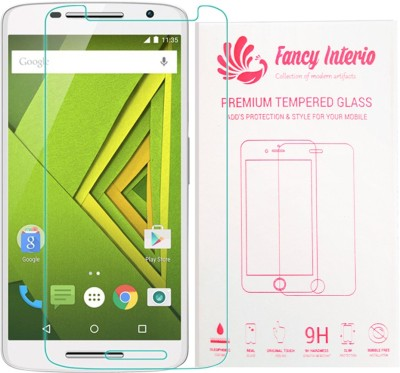 Fancy Interio FI165MOXPTPG Tempered Glass for Motorola Moto X Play