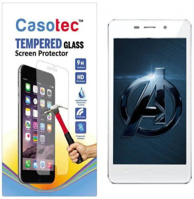 Casotec 2610943 Tempered Glass for Oppo Joy 3