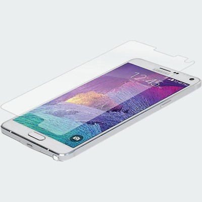 Saral Sc-329 Tempered Glass for Samsung Galaxy Note 4