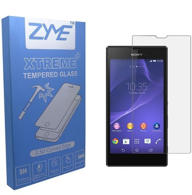 ZYME Xtreme Plus Z-16 2.5D Curved Tempered Glass for Sony Xperia L